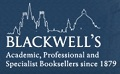 Blackwell's Bookshop sponsored the top two individual prizes