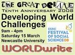 The Great Debate: Developing World Challenges 2008