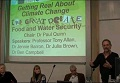 Food & Water Security debate with Tony Allan,  Jennie Barron, Julia Brown and Ben Campbell, March 2010
