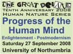 Progress of the Human Mind: From Enlightenment to Postmodernism  with Caspar Hewett & David Large